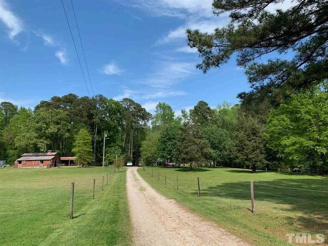 668 Old Johnson Road, Wendell, NC 27591 (MLS #2381551) :: The Oceanaire Realty