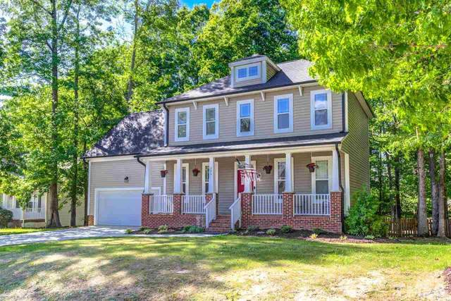 205 Sarazen Drive, Clayton, NC 27527 (MLS #2381554) :: The Oceanaire Realty