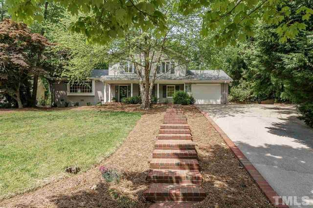 3710 Lubbock Drive, Raleigh, NC 27612 (#2381602) :: Steve Gunter Team