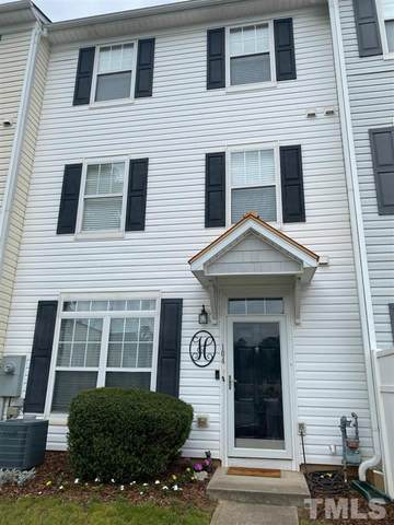 2200 Valley Edge Drive #104, Raleigh, NC 27614 (MLS #2381605) :: The Oceanaire Realty