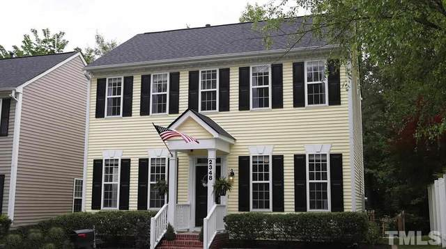 2348 Sapphire Valley Drive, Raleigh, NC 27604 (#2381617) :: Triangle Top Choice Realty, LLC