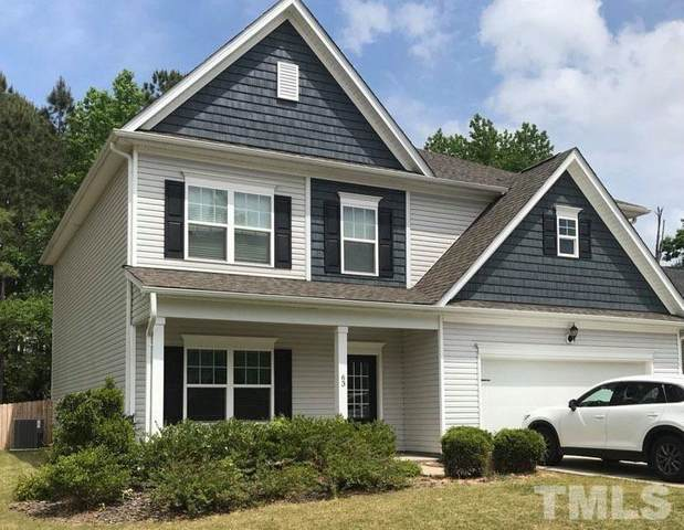 63 Carlisle Court, Clayton, NC 27520 (MLS #2381620) :: The Oceanaire Realty