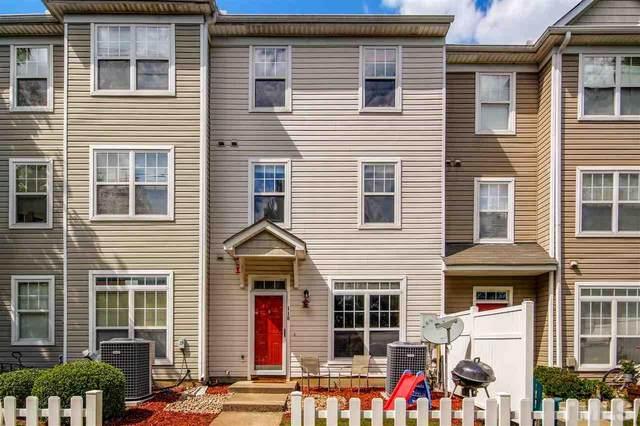 330 Gilman Lane #110, Raleigh, NC 27610 (#2381624) :: Real Estate By Design