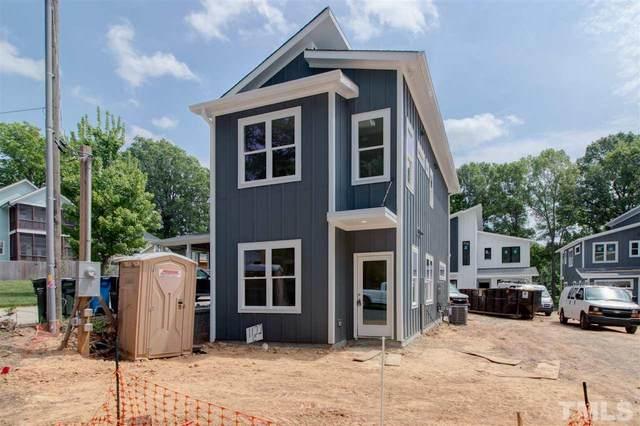 1122 C Gurley Street, Durham, NC 27701 (MLS #2381631) :: The Oceanaire Realty