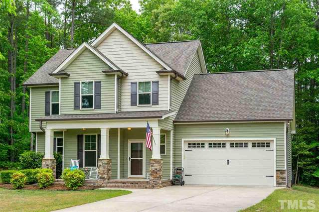 25 Fern Court, Louisburg, NC 27549 (#2381636) :: Kim Mann Team