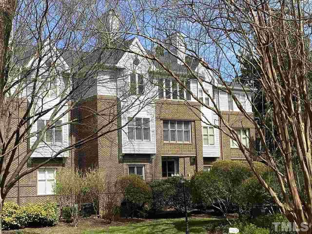 761 Bishops Park Drive #202, Raleigh, NC 27605 (MLS #2381656) :: The Oceanaire Realty