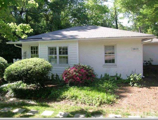 1901 Clark Avenue #101, Raleigh, NC 27609 (#2381660) :: M&J Realty Group