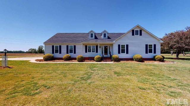 3401 Big Daddys Road, Fremont, NC 27830 (#2381663) :: Raleigh Cary Realty