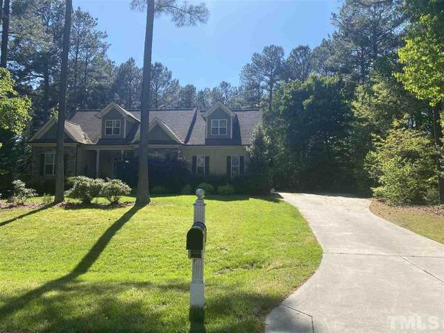 205 Rivers Edge Drive, Youngsville, NC 27596 (#2381669) :: The Jim Allen Group