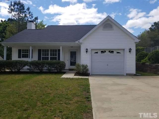 614 Kinship Drive, Apex, NC 27502 (#2381670) :: Dogwood Properties