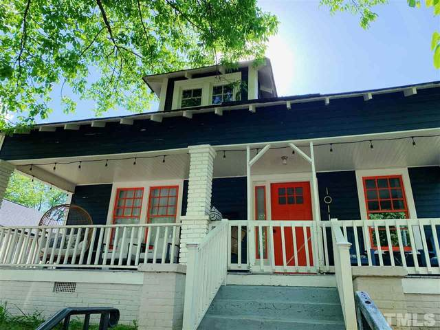 1011 Spruce Street, Durham, NC 27701 (MLS #2381695) :: The Oceanaire Realty