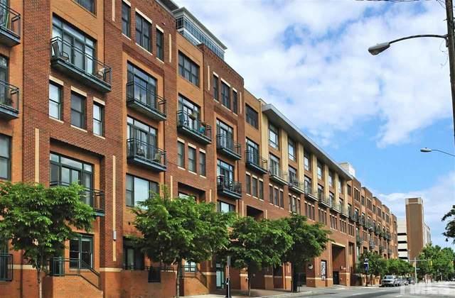 444 S Blount Street #217, Raleigh, NC 27601 (#2381699) :: Dogwood Properties