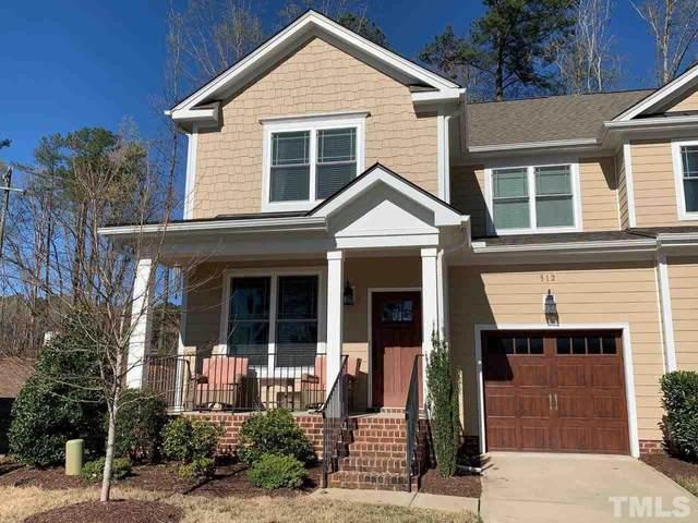 512 Lena Circle, Chapel Hill, NC 27516 (#2381702) :: Kim Mann Team
