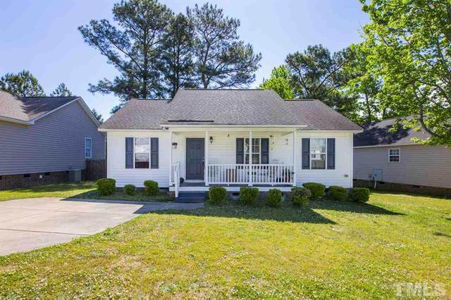 617 Avondale Drive, Clayton, NC 27520 (#2381721) :: Dogwood Properties