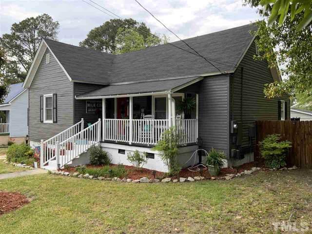 208 E I Street, Erwin, NC 28339 (#2381725) :: Dogwood Properties