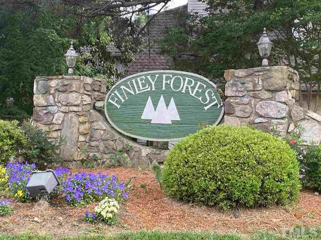 100 Finley Forest Drive #100, Chapel Hill, NC 27517 (#2381754) :: Bright Ideas Realty