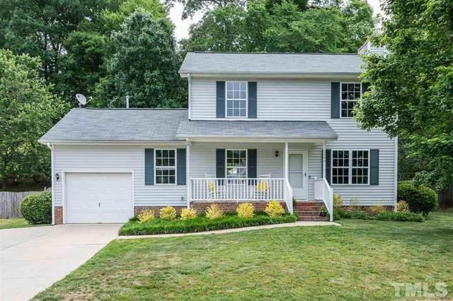 5649 Lighthall Lane, Raleigh, NC 27604 (#2381760) :: Real Estate By Design