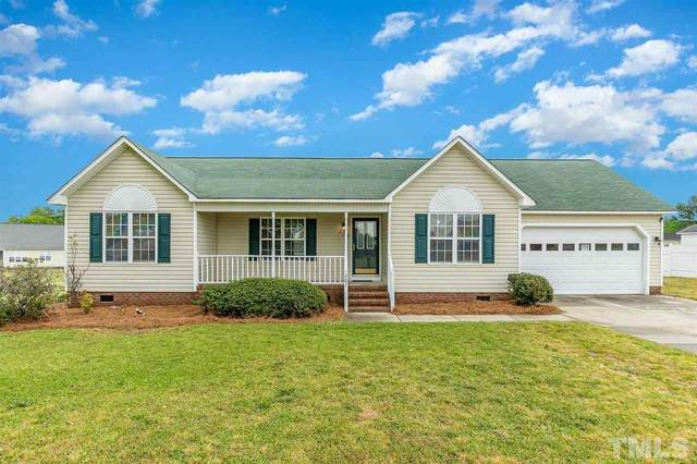 207 Striding Ridge Drive, Goldsboro, NC 27534 (MLS #2381768) :: The Oceanaire Realty