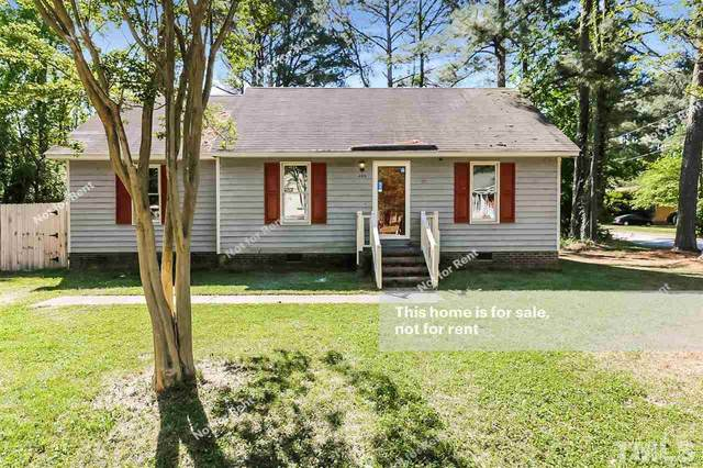 405 Charles Street, Clayton, NC 27520 (#2381780) :: Triangle Top Choice Realty, LLC