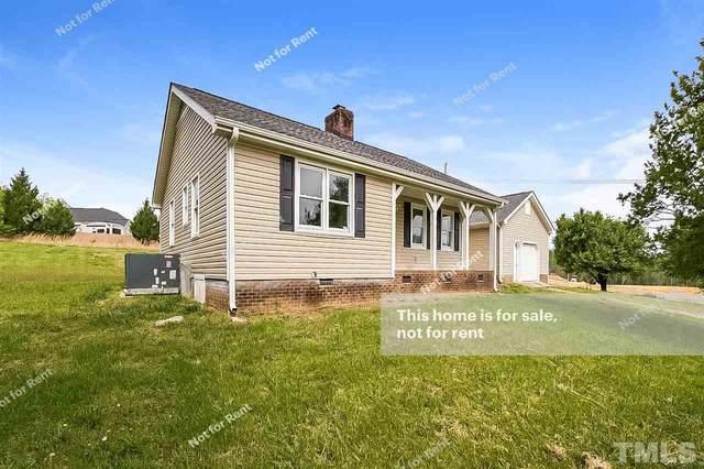 2393 Rawls Church Road, Fuquay Varina, NC 27526 (#2381788) :: Dogwood Properties