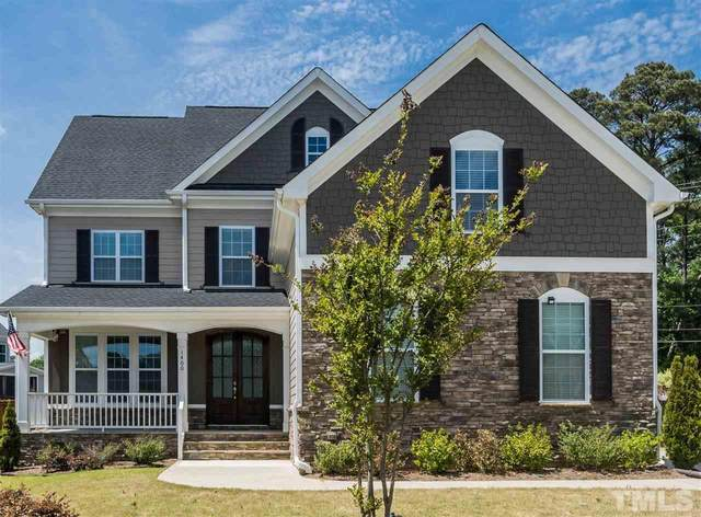 1400 Baxter Ridge Court, Apex, NC 27502 (#2381794) :: Triangle Top Choice Realty, LLC