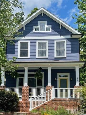 228 W Winmore Avenue, Chapel Hill, NC 27516 (#2381807) :: Kim Mann Team