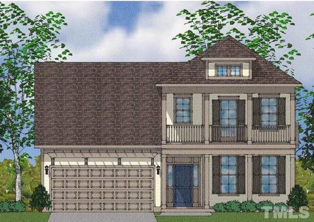 69 N Summerhill Ridge, Clayton, NC 27520 (#2381819) :: Kim Mann Team