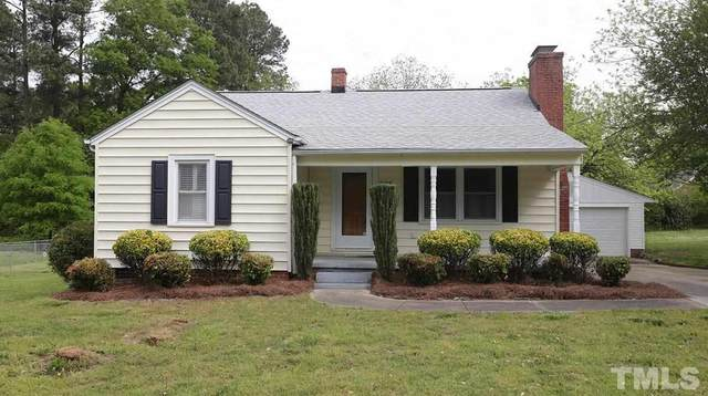 305 Ward Street, Graham, NC 27253 (#2381820) :: Real Estate By Design
