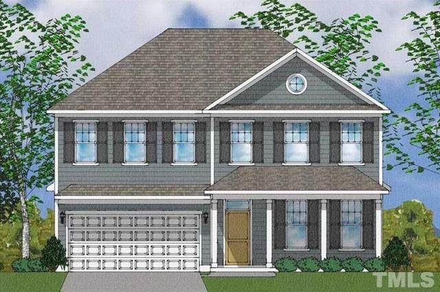 89 N Summerhill Ridge, Clayton, NC 27520 (#2381828) :: Kim Mann Team
