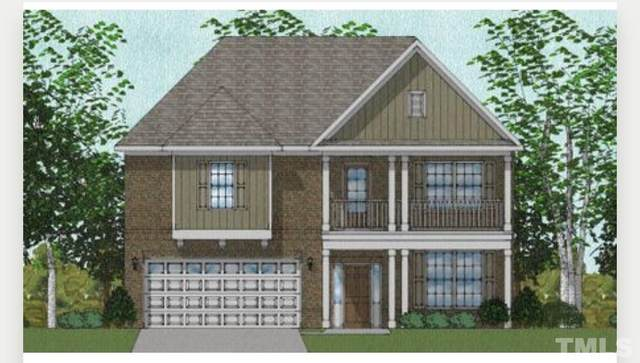 424 Slomo Court Lot 251, Wake Forest, NC 27587 (MLS #2381851) :: The Oceanaire Realty