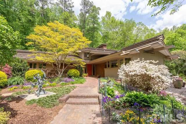803 Cedar Falls Road, Chapel Hill, NC 27514 (#2381852) :: Dogwood Properties