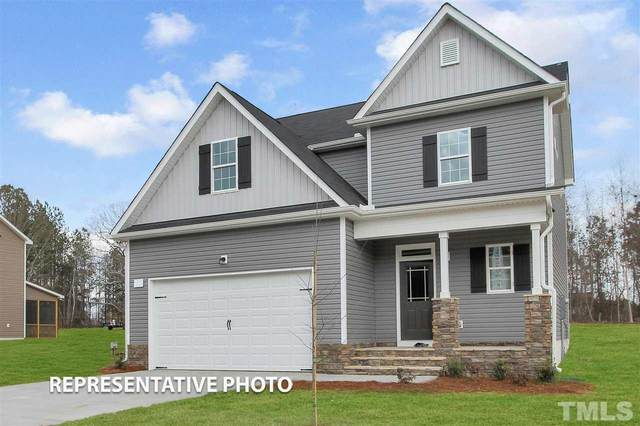 116 Silverleaf Drive, Wendell, NC 27591 (#2381853) :: The Perry Group