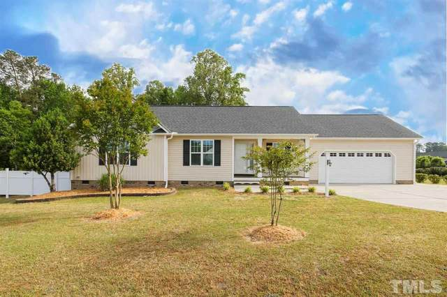 14 Belmont Drive, Angier, NC 27501 (MLS #2381858) :: The Oceanaire Realty