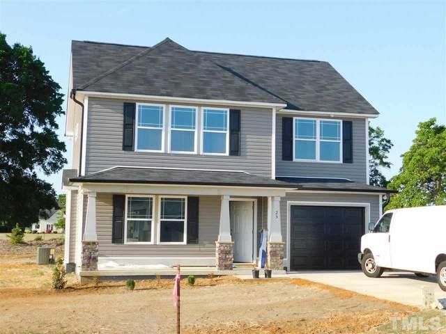 25 Beaver Tavern Drive, Benson, NC 27504 (MLS #2381864) :: The Oceanaire Realty