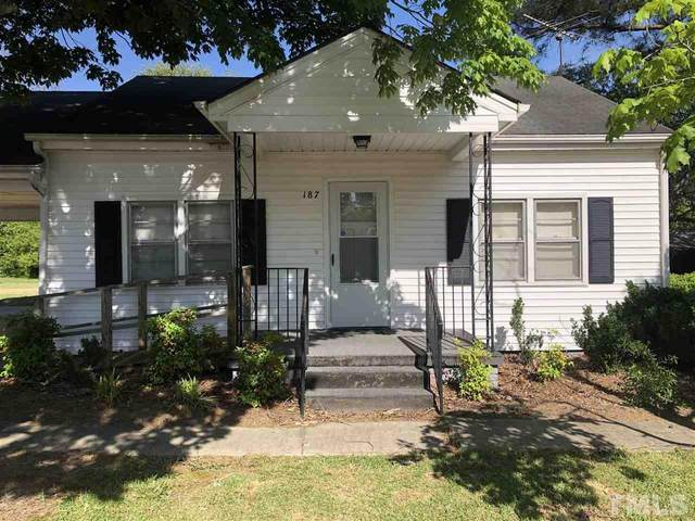 187 S Railroad Street, Coats, NC 27521 (#2381890) :: Dogwood Properties