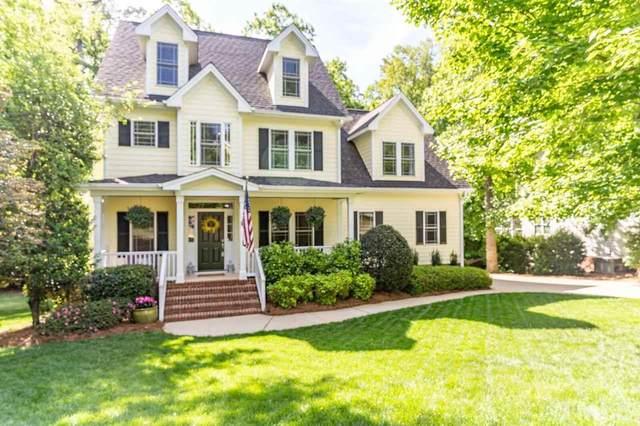 8617 Glade Hill Drive, Apex, NC 27539 (#2381921) :: Dogwood Properties