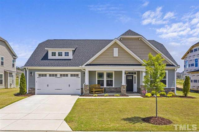 171 Ballast Point, Clayton, NC 27520 (#2381927) :: Dogwood Properties