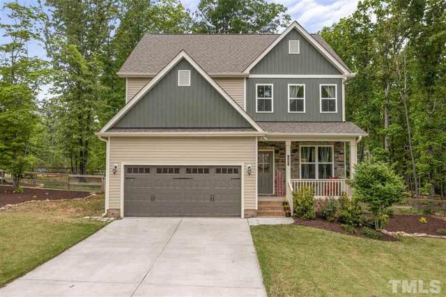 1351 Red Bud Court, Wake Forest, NC 27587 (#2381937) :: Dogwood Properties