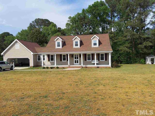 30 Homestead Road, Angier, NC 27501 (#2381939) :: Dogwood Properties