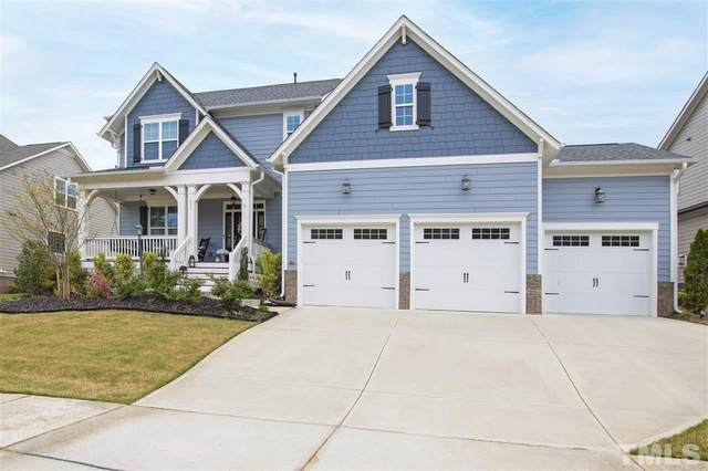 824 Rambling Oaks Lane, Holly Springs, NC 27540 (#2381952) :: Rachel Kendall Team