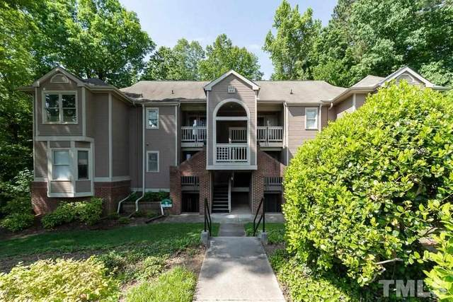 105 Marbury Court 1B, Cary, NC 27513 (#2381973) :: Dogwood Properties