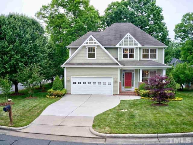 8012 Somerdale Drive, Durham, NC 27713 (#2382000) :: Triangle Top Choice Realty, LLC