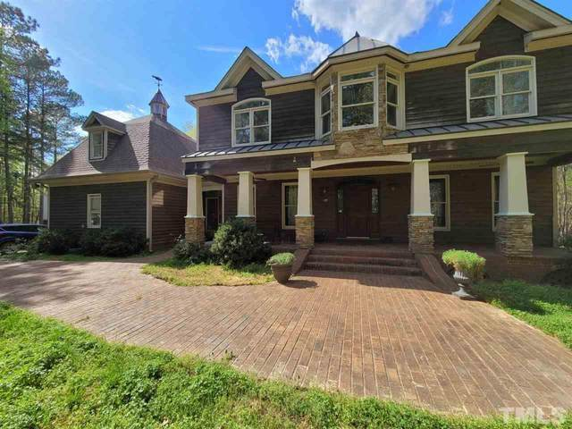 552 Tom Wright Road, Franklin, NC 27525 (#2382017) :: Triangle Top Choice Realty, LLC