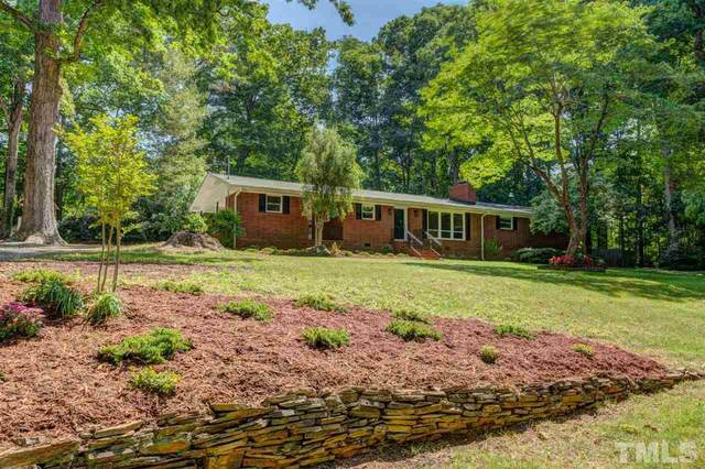 217 Trimble Avenue, Cary, NC 27511 (#2382065) :: Dogwood Properties