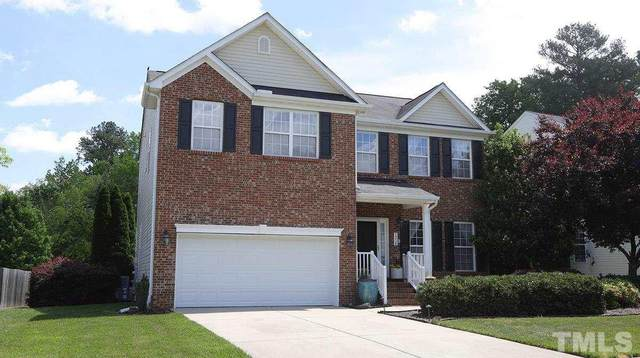 1324 Cantlemere Street, Wake Forest, NC 27587 (#2382067) :: Real Estate By Design