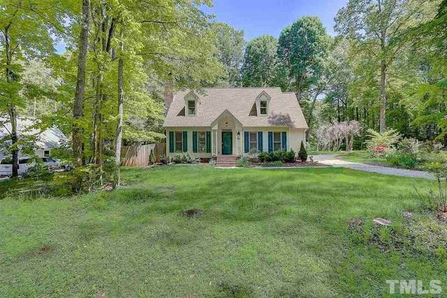 116 Fawn Drive, Wake Forest, NC 27587 (#2382091) :: Dogwood Properties