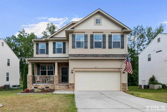 923 Middle Ground Avenue, Rolesville, NC 27571 (#2382101) :: The Jim Allen Group