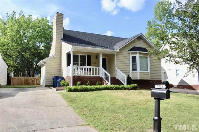 3716 E Jameson Road, Raleigh, NC 27604 (#2382104) :: Dogwood Properties