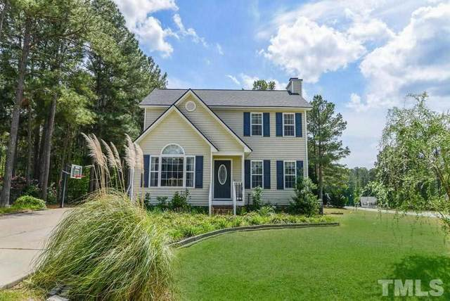 1813 Middle Ridge Drive, Willow Spring(s), NC 27592 (#2382110) :: Dogwood Properties