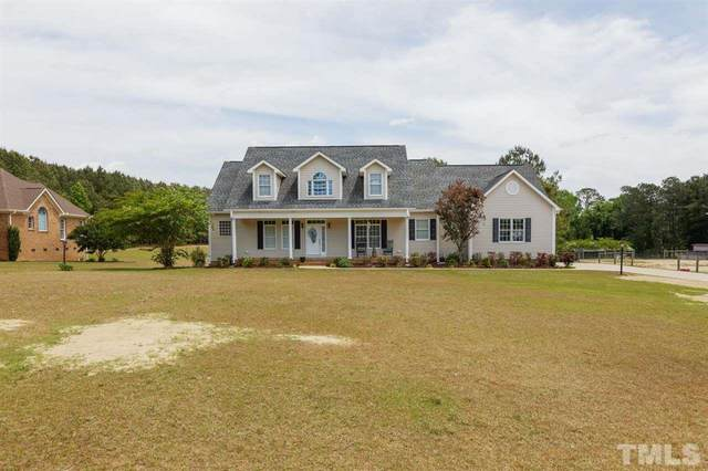 2575 Federal Road, Benson, NC 27504 (#2382114) :: Dogwood Properties